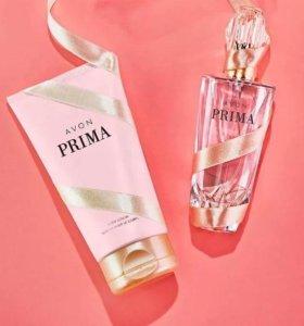 Prima парфюмерный набор