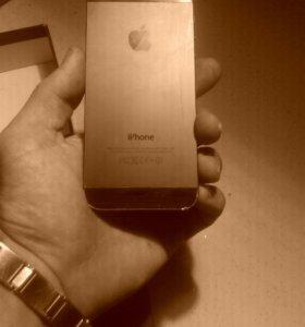 Корпус айфон 5 состояние почти отличное 4 шт
