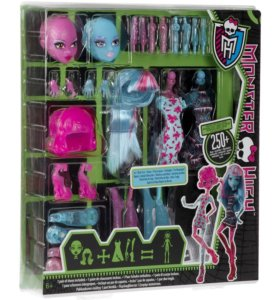 Куклы Monster High сделай сам.