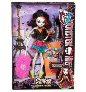 Кукла Monster High на ООАК.