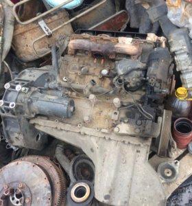 Двигатель атего