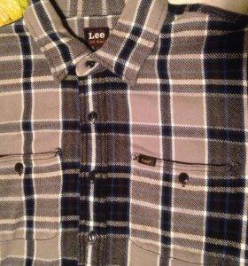 Фланелевая рубашка Lee riders
