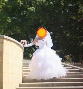 Свадедное платье