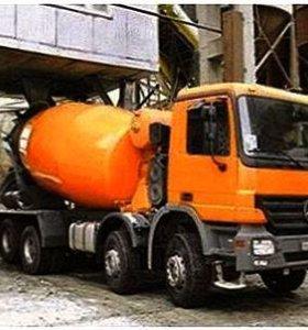 Заводской бетон марки М-450 с доставкой