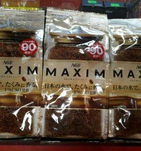 Кофе Maxim (ЯПОНИЯ) 180грамм