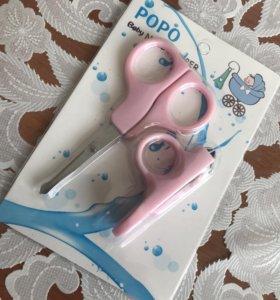 Набор для ухода за ногтями малыша