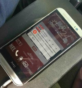 HTC One m8 dual sim + Lumia 630