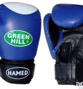 Перчатки Green Hill 10 oz