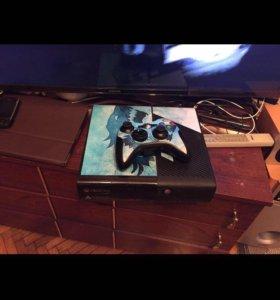Xbox 360 elite на 500гб