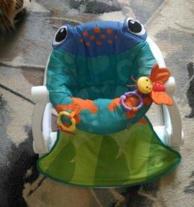 Складной стульчик fisher price