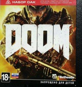 Doom. OAK Edition. PS4 (RUS)