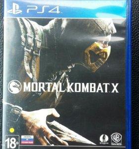 Mortal Kombat X PS4 (RUS)