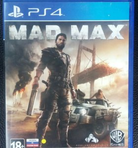 Mad Max PS4 (RUS)