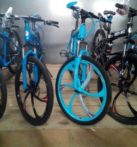 Велосипеды на литье оптом и в розницу