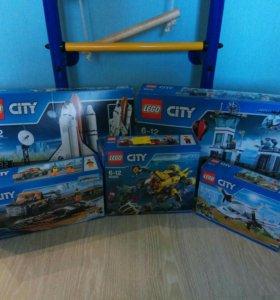 Lego 60080,60085,60092,60130,60116