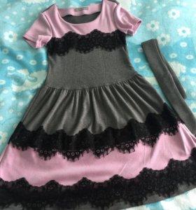 Платье на рост 146