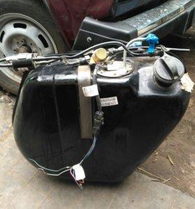 Бак инжектор ваз 2107