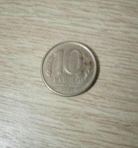 10 р 1993 года