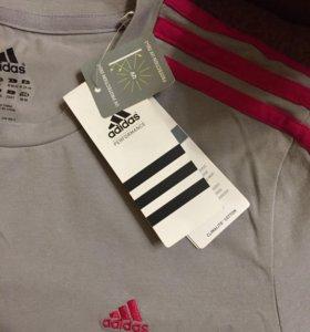 Новая футболка Adidas Climalite