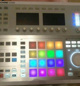 Native Instruments Maschine Studio Новый