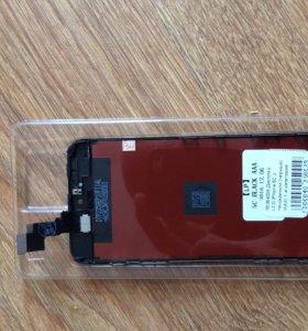 Сенсорный дисплей на айфоны 5с,5,5s,se