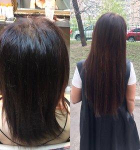 Купить волосы для наращивание дубровка