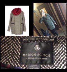 Пальто Maison scotch