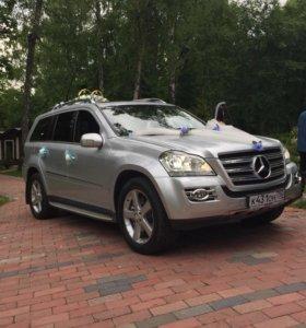 Перевозки пассажирские на Mercedes-Benz GL 500