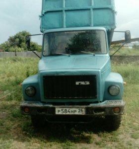 Самосвал 3307