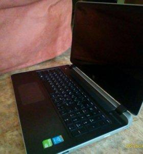 Ноутбук HP pavilion 15