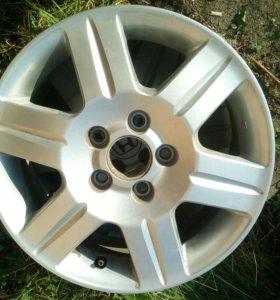 диски r16 Honda Crv