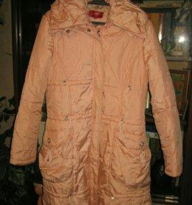 Зимнее пальто 46-48.