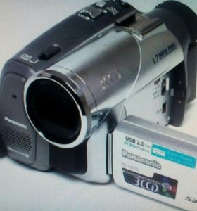 Видеокамера панасоник NV-GS75 Panasonik
