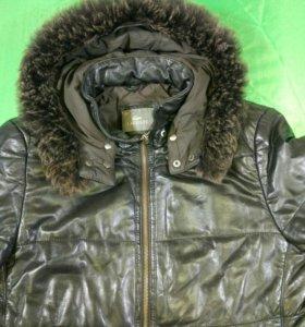 Lacoste куртка.