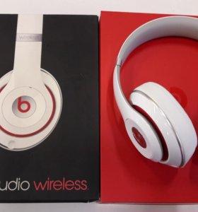Beats studio wireless white Новые