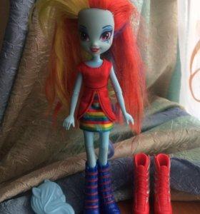 Кукла My Little Pony Rainbow Dash