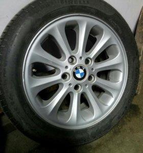 Колеса BMW 5x120 r16