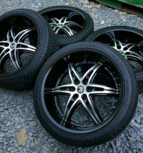 Комплект Колес 265/40R22 на Prado, Lexus, 4Runner,