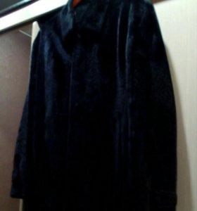 Продам полу пальто из нерпы