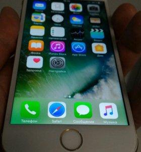 iPhone 6 64 в отличном состоянии