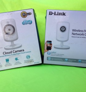 Камеры D-link