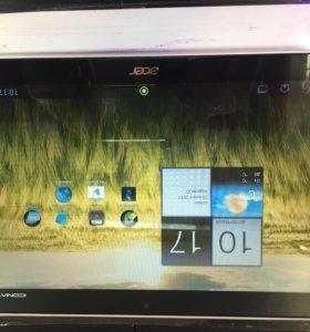 Продам планшет acer a210