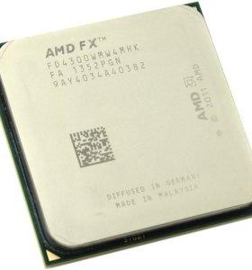 Процессор fx 4300 am3+