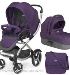 Chicco Duo Artic 2 в 1