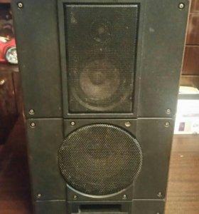 Система акустическая Radiotehnika S50B