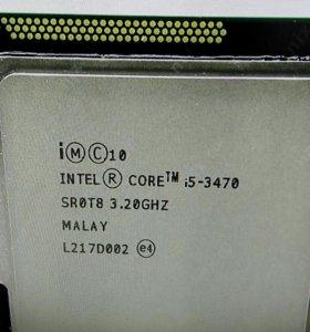 Мощный 4-х яядерник I5 3470