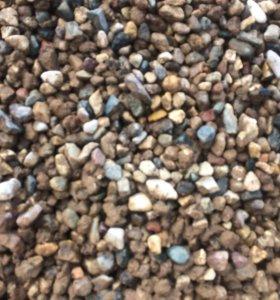 Щебенка, гравий, песок, пгс