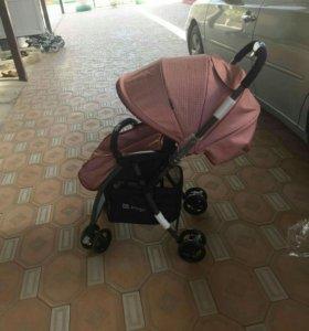 Новая детская коляска Prego