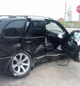 BMW 5 на разбор