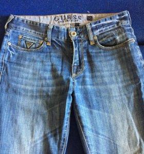 Мужские лёгкие джинсы GUESS